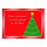 Navidad01 - Invitación Invitaciones Personalizada