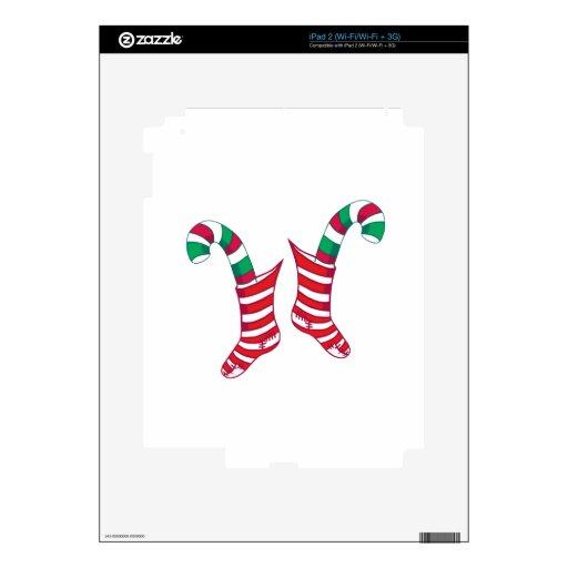 NAVIDAD 016 SKIN PARA EL iPad 2