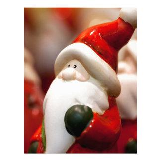 Navidad 020 membrete personalizado