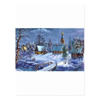 Navidad 1376 tarjetas postales