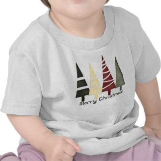 Navidad 1: Enredadera de las Felices Navidad de lo Camisetas