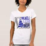Navidad 1 síndrome crónico del cansancio del CFS Camiseta