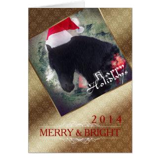 Navidad 1 - Tarjeta de nota