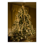 Navidad 2010 de la sala de estar de Watson Felicitación