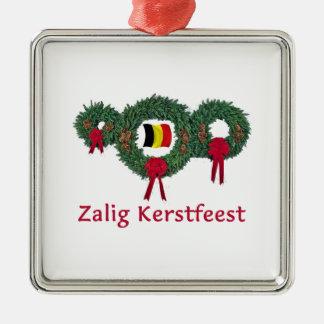 Navidad 2 de Bélgica Ornamentos De Navidad
