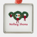 Navidad 2 de Irlanda Ornamentos Para Reyes Magos