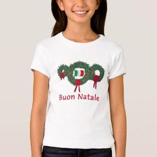 Navidad 2 de Italia Playera