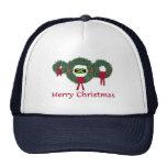 Navidad 2 de Jamaica Gorras De Camionero