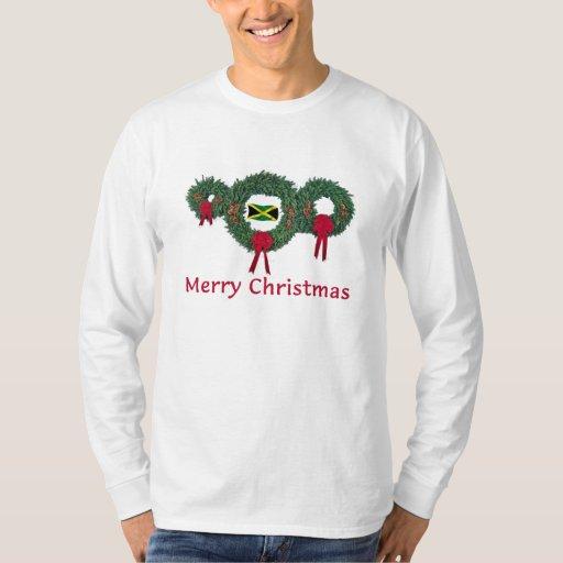 Navidad 2 de Jamaica Poleras