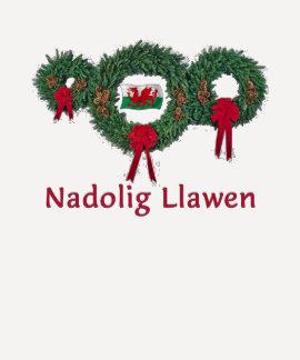 Navidad 2 de País de Gales Poleras