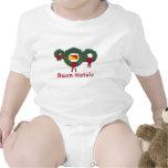 Navidad 2 de Sicilia Traje De Bebé