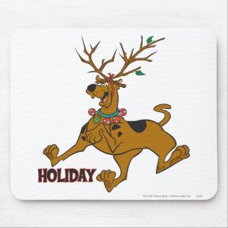 Navidad 31 de Scooby Mousepad