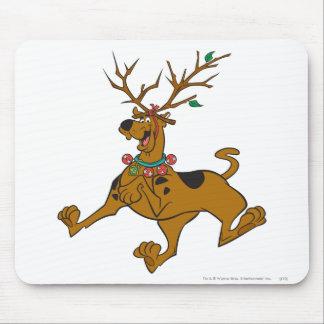 Navidad 32 de Scooby Alfombrilla De Ratones