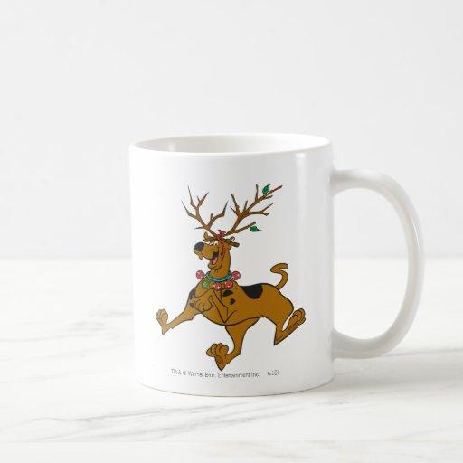 Navidad 32 de Scooby Tazas De Café