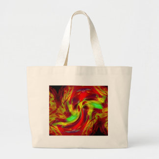 Navidad abstracto bolsa