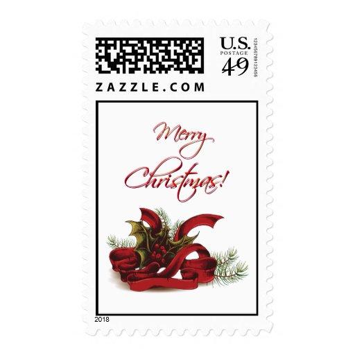 Navidad acebo y pinos envio