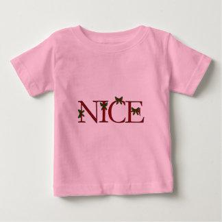 Navidad agradable t shirt