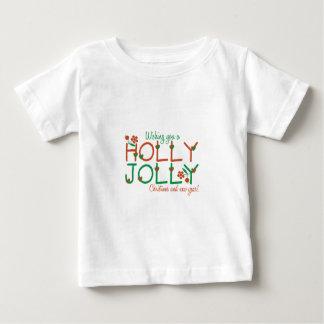Navidad alegre t-shirts