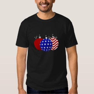 Navidad americano camisas