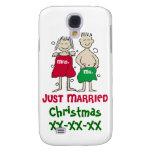 Navidad apenas casado