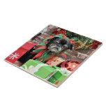 Navidad - barro amasado - Michaelis Azulejos Cerámicos