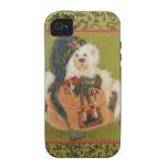 Navidad bear.jpg vibe iPhone 4 carcasas