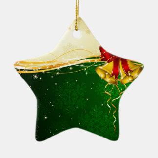 Navidad Belces Adorno Navideño De Cerámica En Forma De Estrella