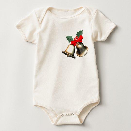 Navidad Belces Body Para Bebé
