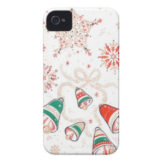 Navidad Belces del ganador del TBA Funda Para iPhone 4