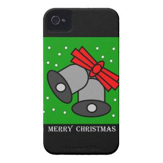 Navidad Belces Case-Mate iPhone 4 Carcasas