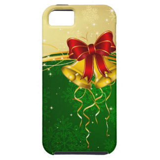 Navidad Belces Funda Para iPhone 5 Tough