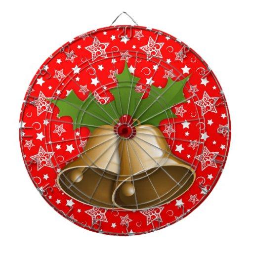 Navidad Belces Tablero Dardos