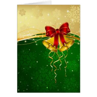 Navidad Belces Tarjeta De Felicitación