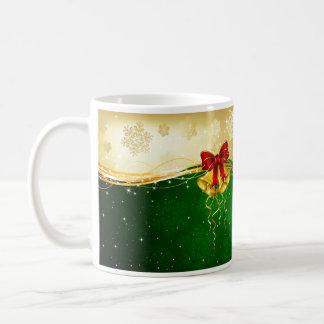 Navidad Belces Taza Básica Blanca