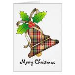 Navidad Bell 14 - Felices Navidad Tarjeta