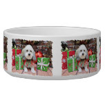 Navidad - Bichon Frise X - Macy Boles Para Gatos