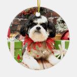 Navidad - Bichon X - Lexi Ornamentos De Reyes