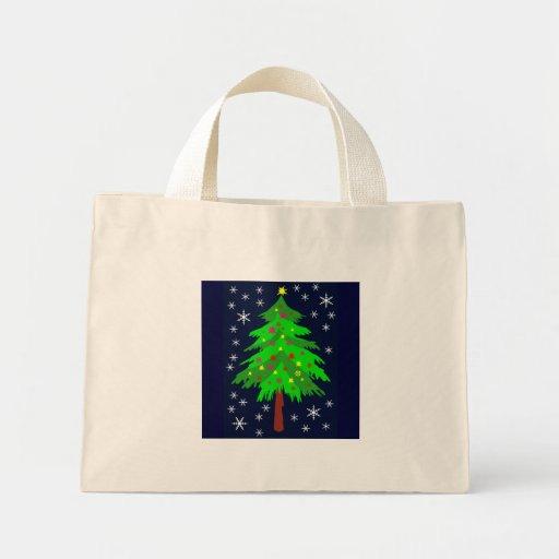 navidad bolsas