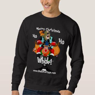 "Navidad ""Bubba Claus "" Sudadera"