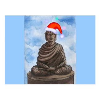 ¡Navidad Buda Tarjetas Postales