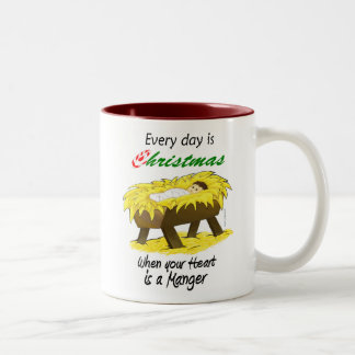 Navidad cada taza del día