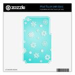 Navidad Calcomanía Para iPod Touch 4G