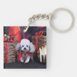 Navidad - caniche - Lilly