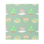 Navidad - casas de pan de jengibre y galletas hela blocs