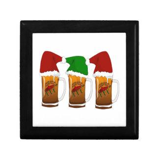 Navidad Cerveza de los amigos de Tres Caja De Recuerdo