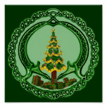 Navidad Chaddagh Póster