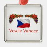 Navidad checo ornamentos para reyes magos