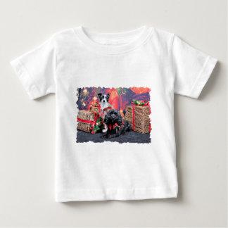 Navidad - ChihShih - Libby y Cockapoo Bailey T Shirts