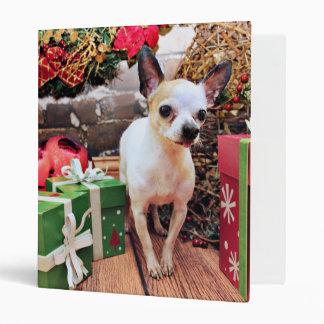 Navidad - chihuahua - Gordy