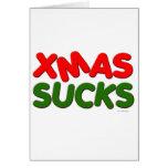 Navidad chupa felicitaciones